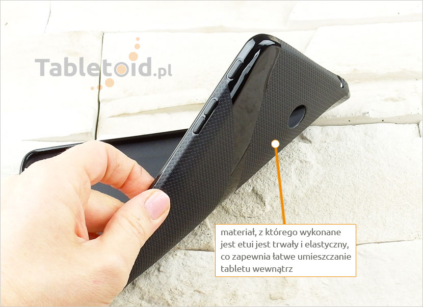 etui do tabletu LG G Pad F 8.0 (V495 / V496)