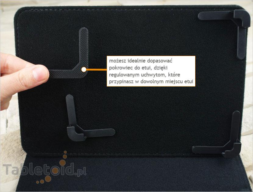 Uniwersalny pokrowiec na tablet 10,1 cala