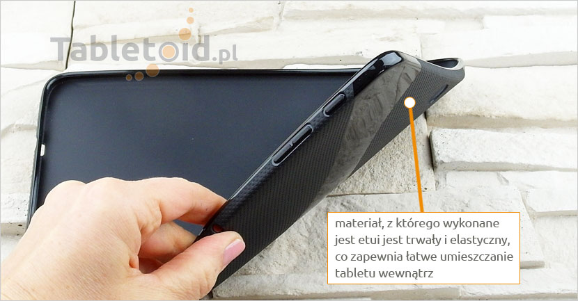 pokrowiec do tabletu Samsung Galaxy Tab S2 9.7 (T810, T815)