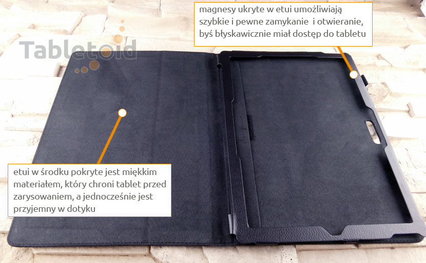 etui do tabletu Microsoft Surface Pro 3