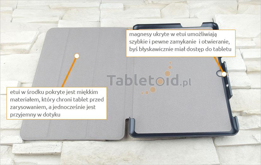 dedykowane etui na tablet Acer B3- A10