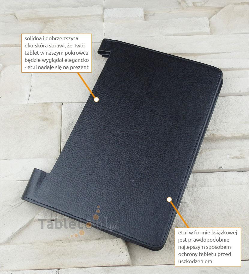 etui do tabletu Lenovo Yoga Tab 3 850F