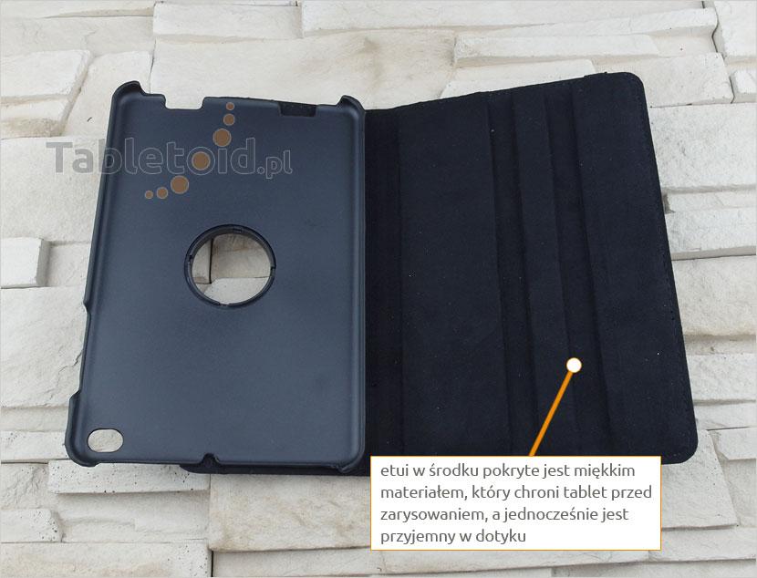 dedykowane etui na tablet Xiaomi MiPad 2