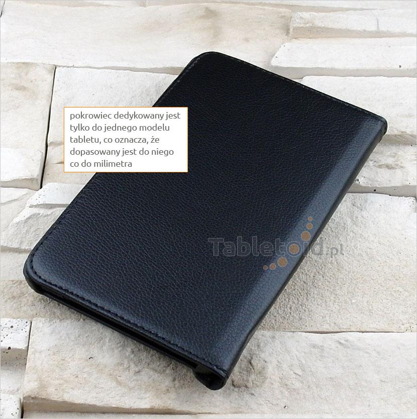 Tył etui Samsung Galaxy Tab A 7.0 T280 T285