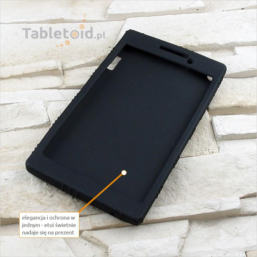 silikonowe plecki do tabletu Lenovo Yoga Tab 2 A7-20F