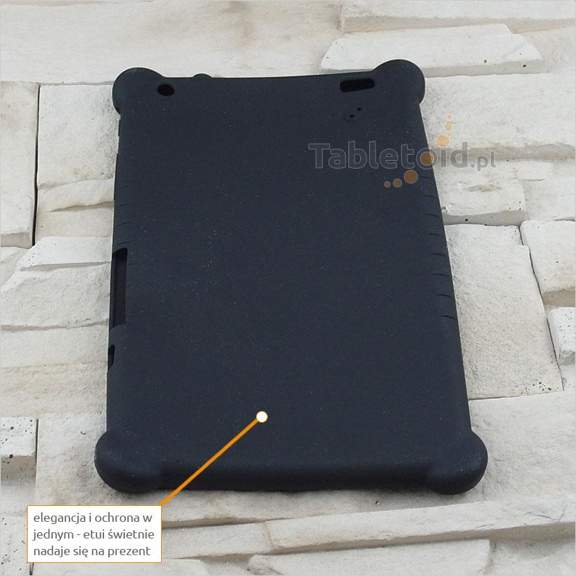 silikonowe plecki do tabletu Lenovo MIIX 2 8 cali