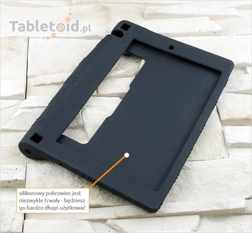 elastyczne etui na tablet Lenovo Yoga Tab 3 850F