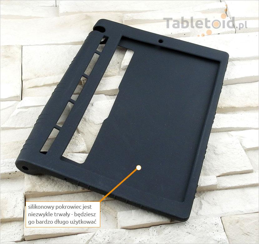 gumowe etui na tablet Lenovo Yoga Tab 3 10 X50