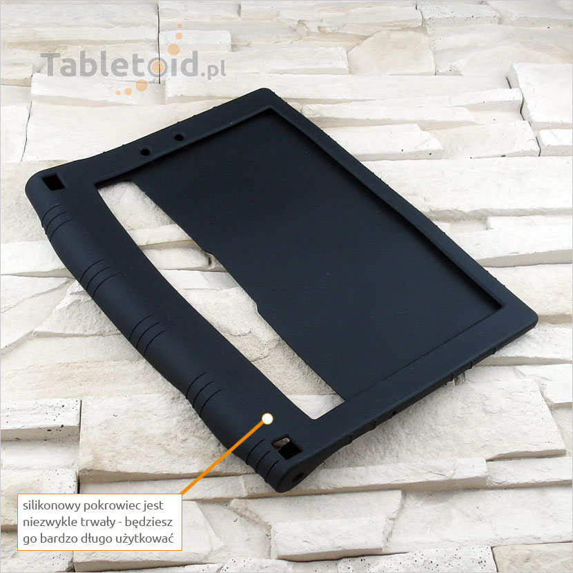 elastyczne etui na tablet Lenovo Yoga Tab 2 1050F