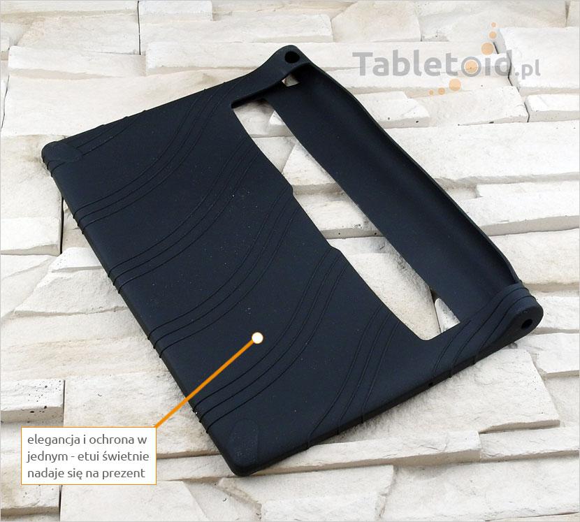 gumowe etui na tablet Lenovo Yoga Tab 2 1050F