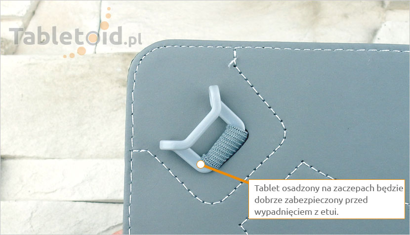 Etui obrotowe na tablet 10,1 cali