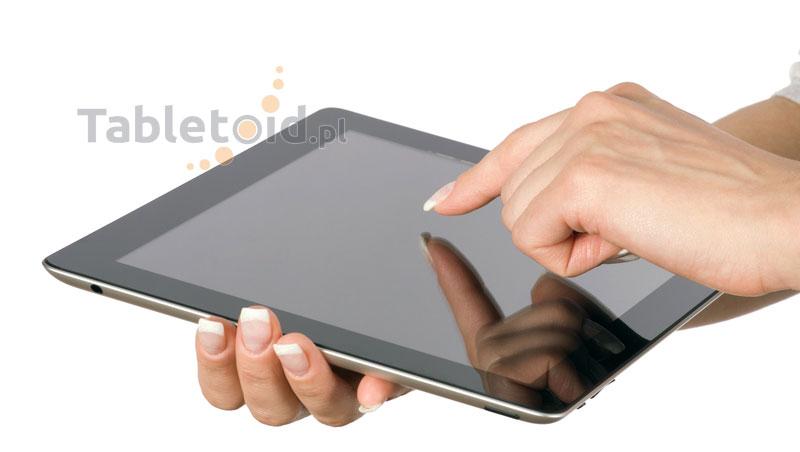Ekran tabletu - i jego czyszczenie