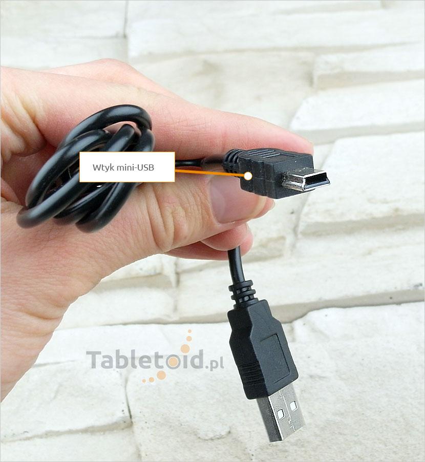 wtyk mini USB