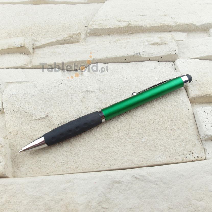 Rysik do tableta – pojemnościowy z długopisem