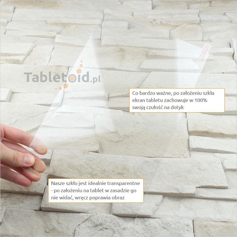 Szkło hartowane w dłoni - Acer Iconia One 10 B3-A20