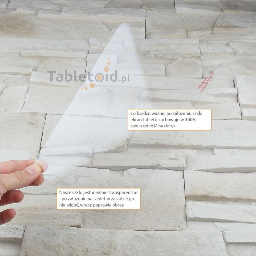 Szkło hartowane w dłoniach - Acer Iconia Tab 8 cali A1-840