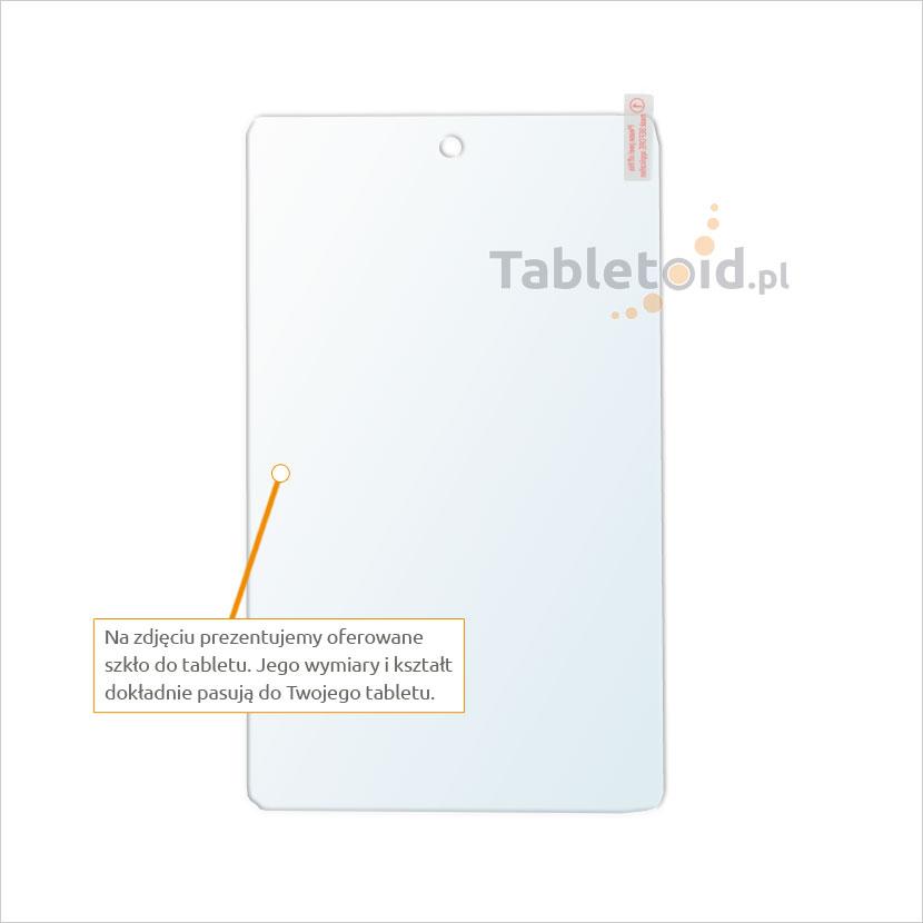 Dedykowane szkło hartowane (glass) na tablet Amazon Kindle Fire 7 New 2015