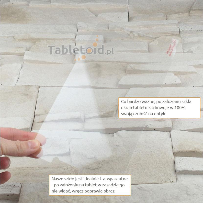 Szkło hartowane w dłoni - Samsung Galaxy Tab Active T360