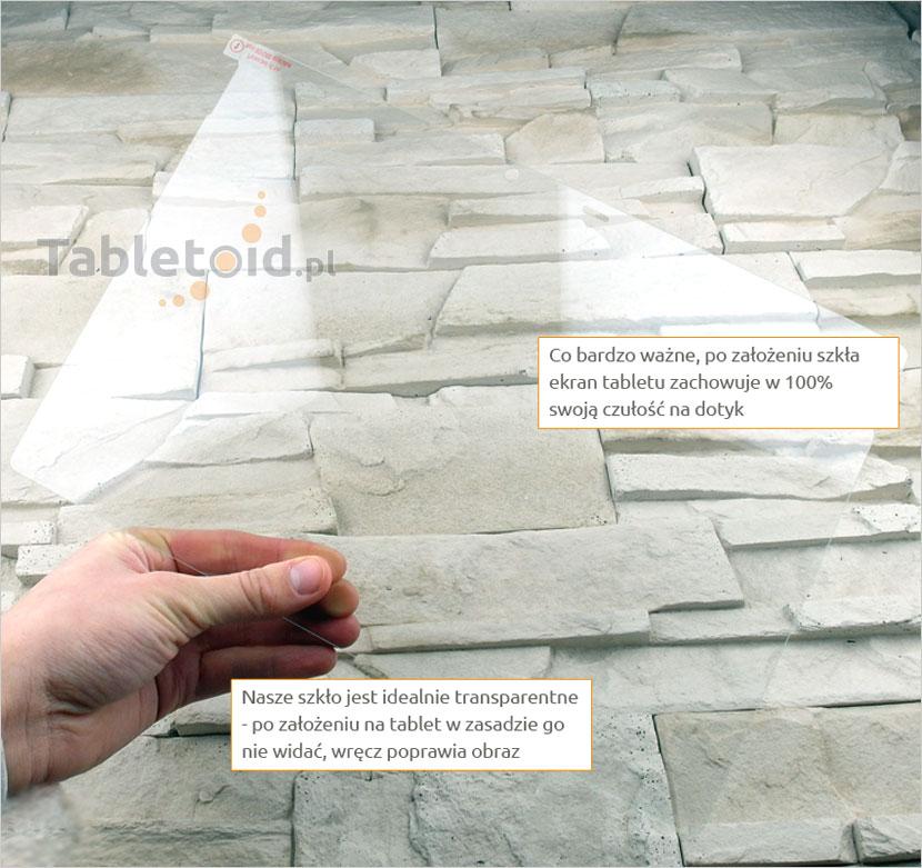 Szkło hartowane w dłoniach - Microsoft Surface Pro 4