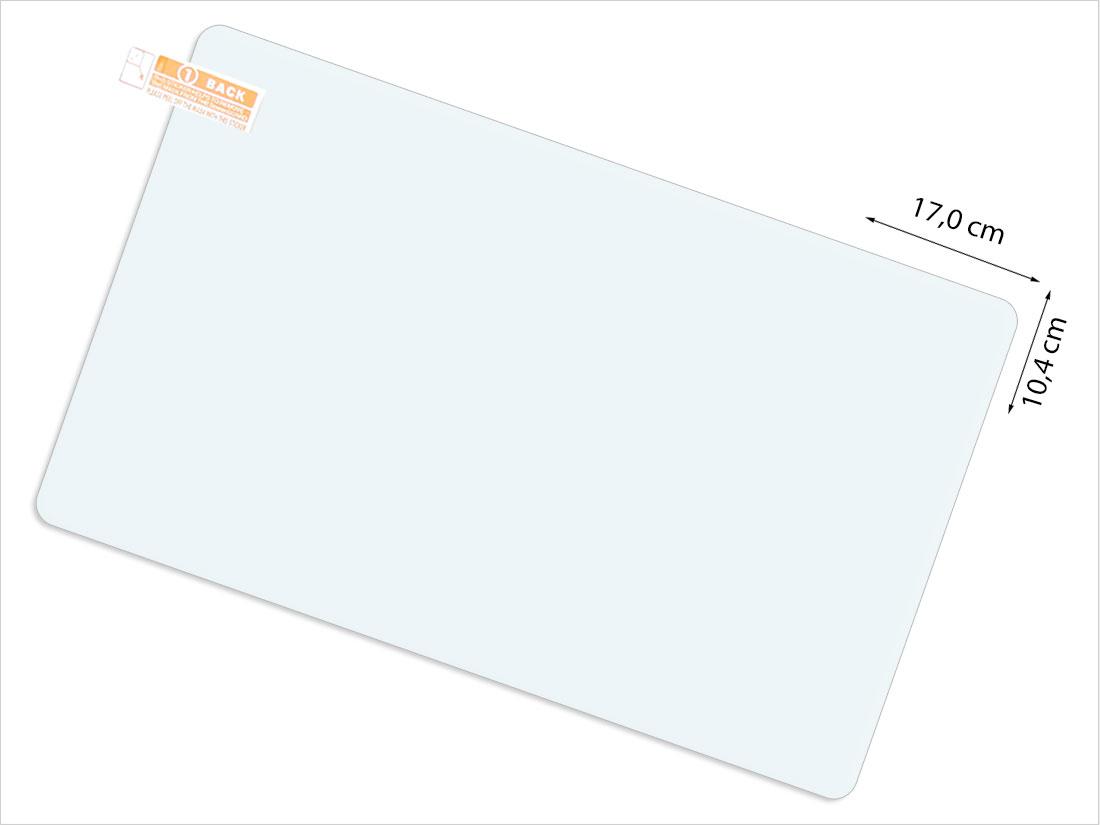 szkło dla ochrony tableta