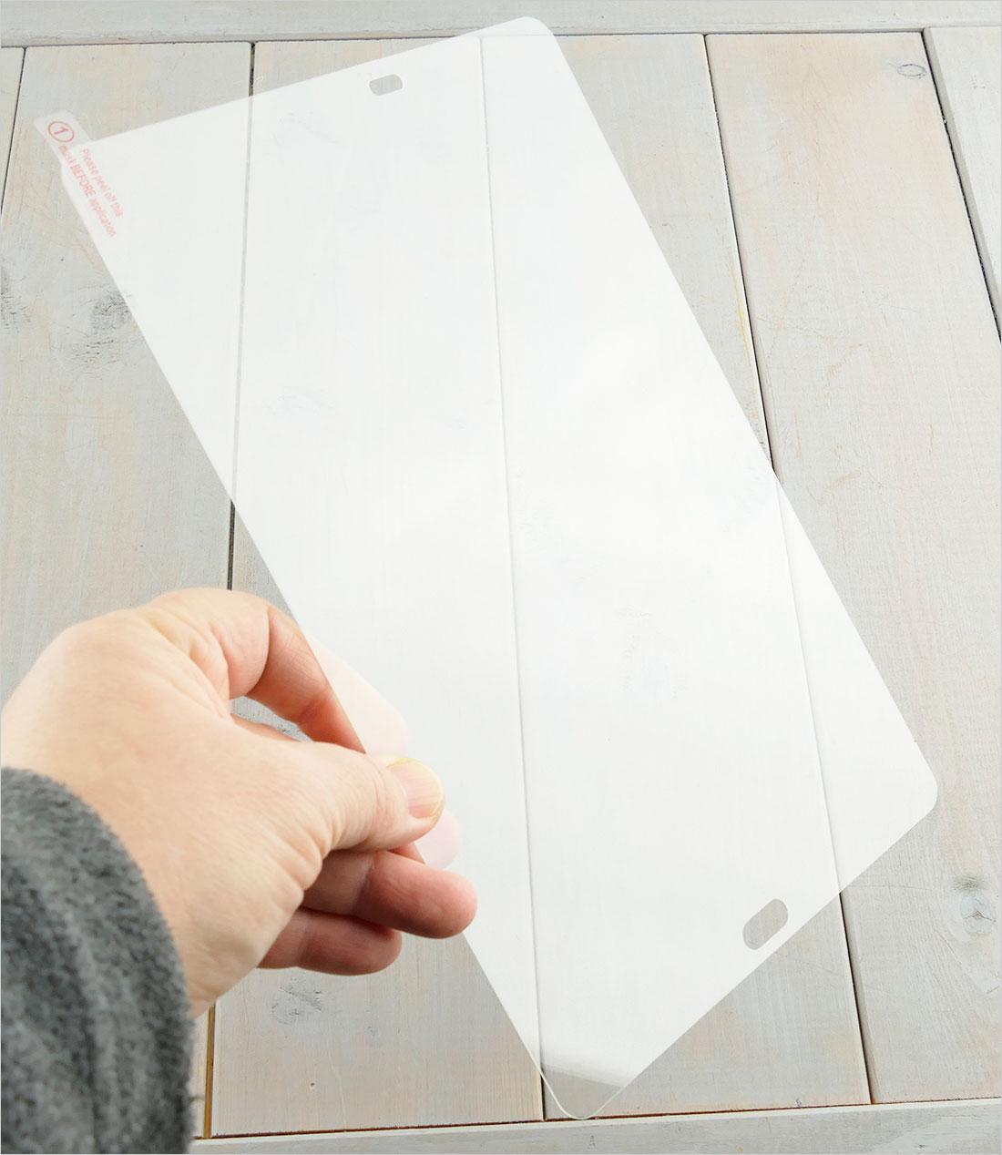Szkło hartowane w dłoni -Samsung Galaxy Tab A with S Pen P585 10.1 cala