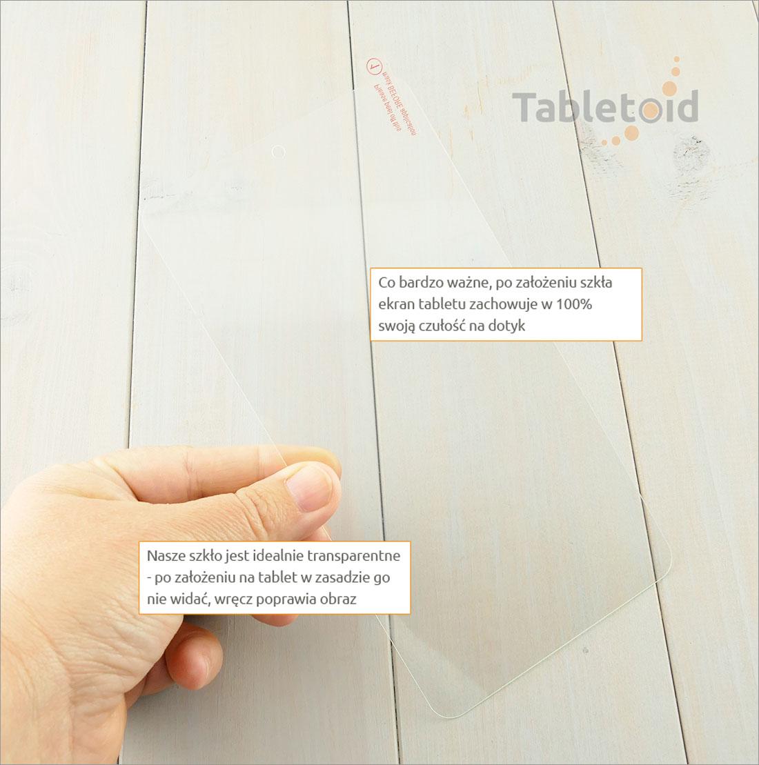 Szkło hartowane w dłoniach - Acer Iconia One 7 B1-790 (7 cali)Acer Iconia One 7 B1-790 (7 cali)