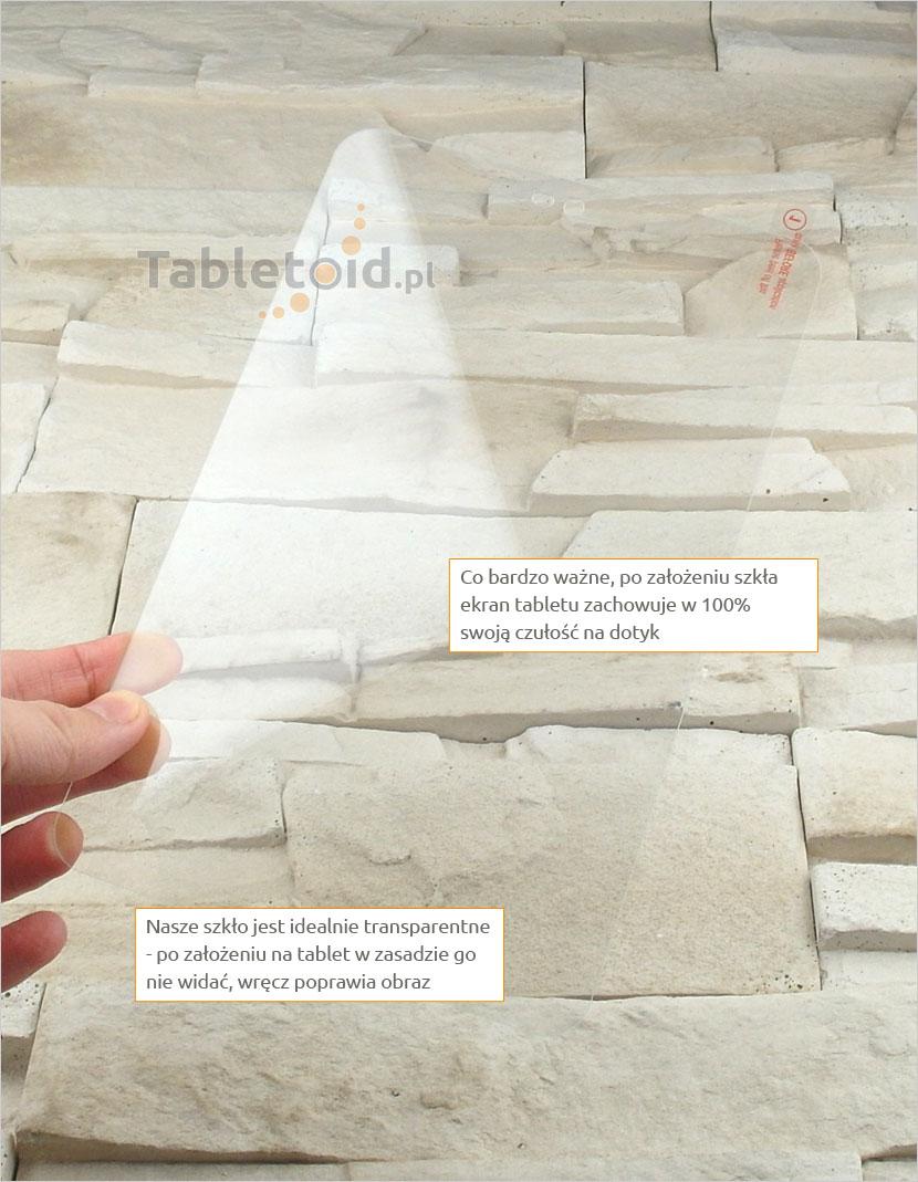 Szkło hartowane w rękach - Xiaomi MiPad 2