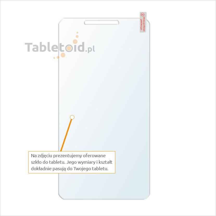 Dedykowane szkło hartowane (glass) na tablet Lenovo PHAB PB1-750N