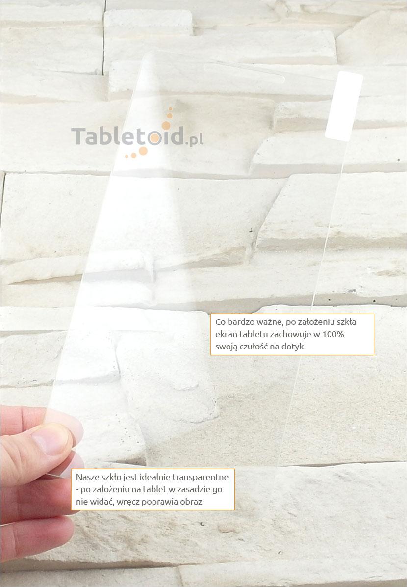 Szkło hartowane w dłoni - Lenovo PHAB PB1-750N