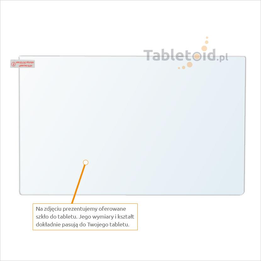 Dedykowane szkło hartowane (glass) na tablet Lenovo YOGA 3 10 Pro X90F
