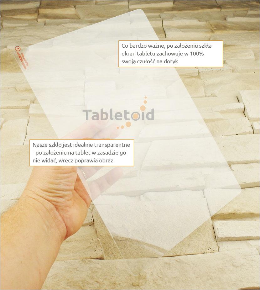 szkło hartowane Huawei MateBook 12 cali
