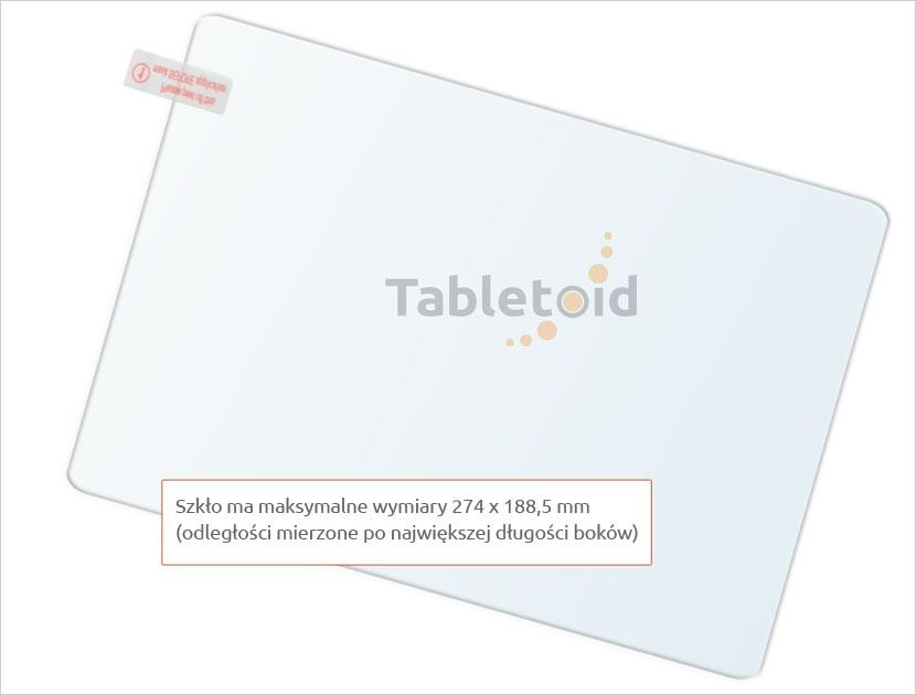 szkła na tablet Huawei MateBook 12 cali