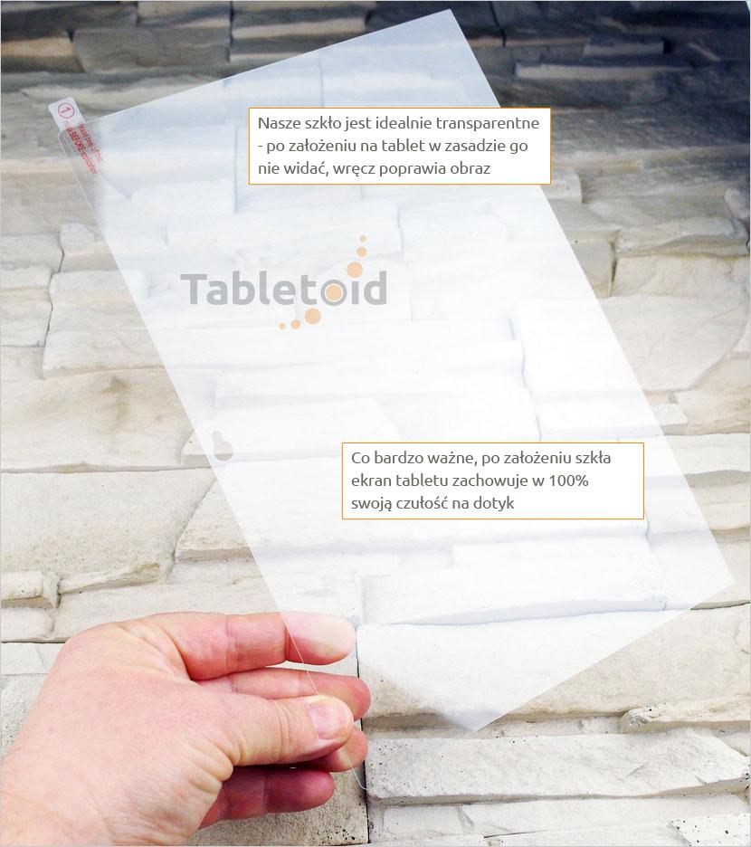 Szkło hartowane do tabletu  lenovo-yoga-book-10-1-x91f