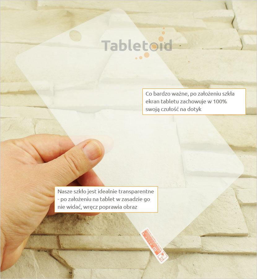 Szkło hartowane w dłoniach - Apple iPad mini 5