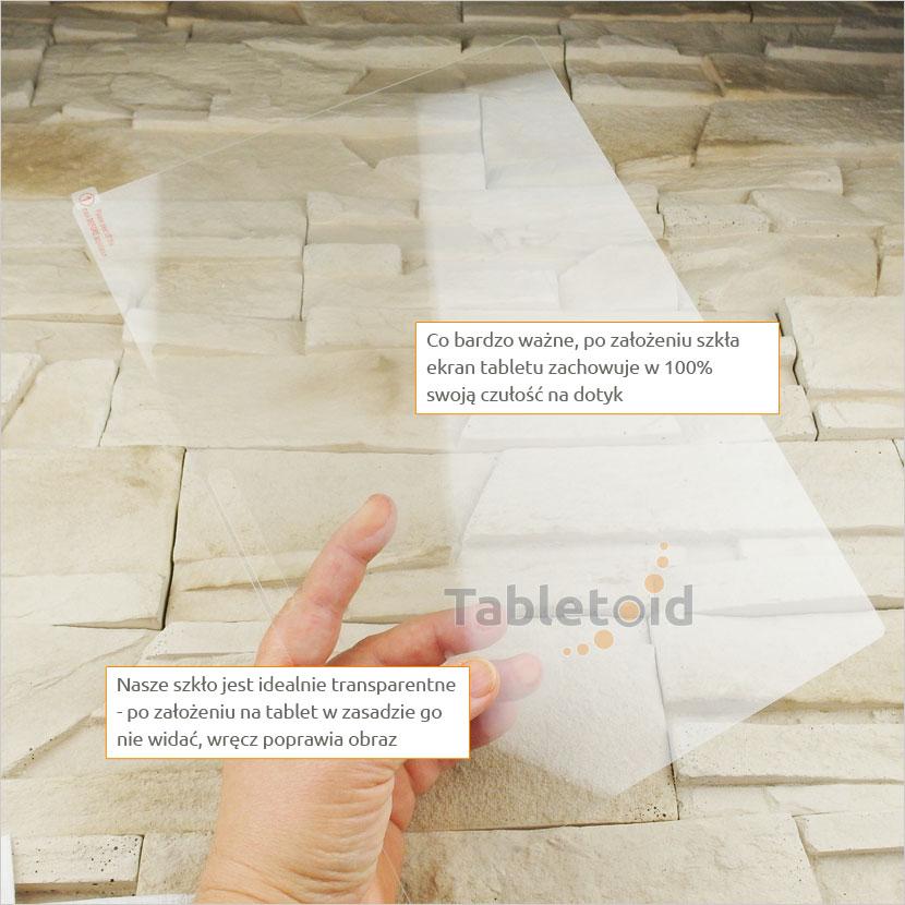 Szkło hartowane w ręku  Lenovo Miix 5 Pro / Miix 720