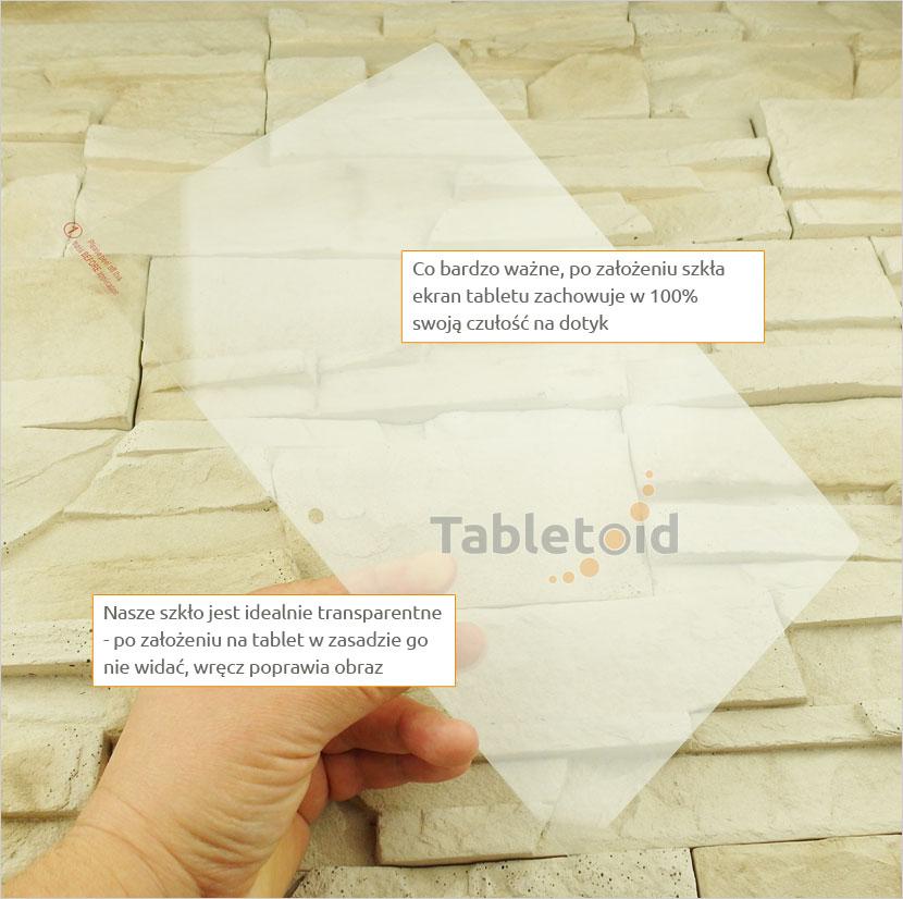 Szkło hartowane w ręku   Lenovo Miix 310 10.1