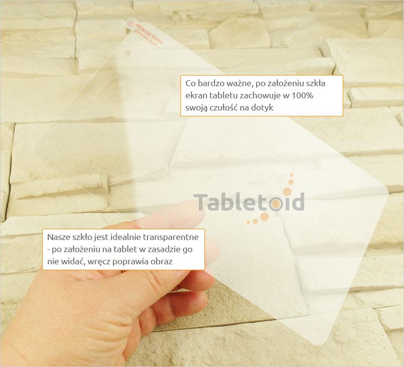 Szkło hartowane w ręku  Huawei MediaPad T3 8 KOB-L09 KOB-W09 8 cali
