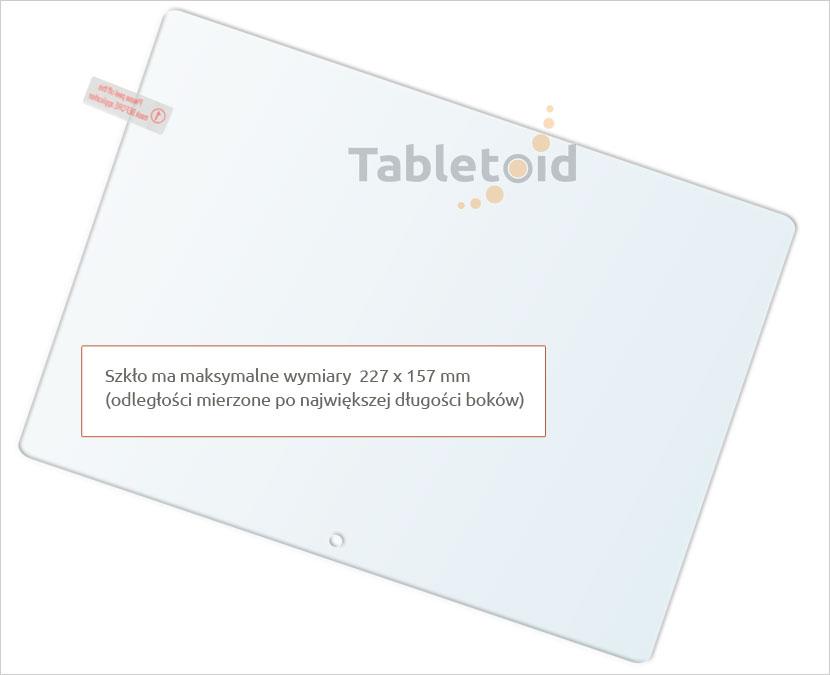 Dedykowane szkło hartowane tempered glass