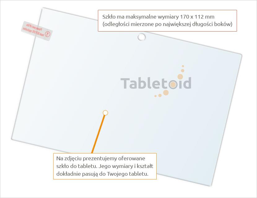 szkło na tablet  Amazon echo show