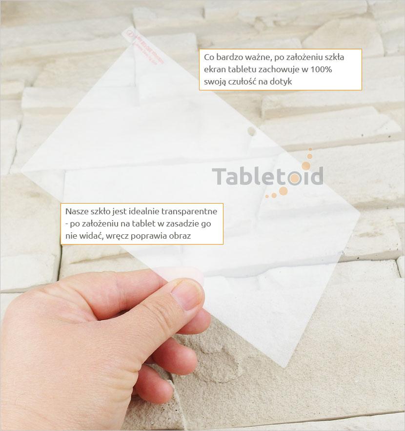 Szkło hartowane do tabletu  Amazon echo show