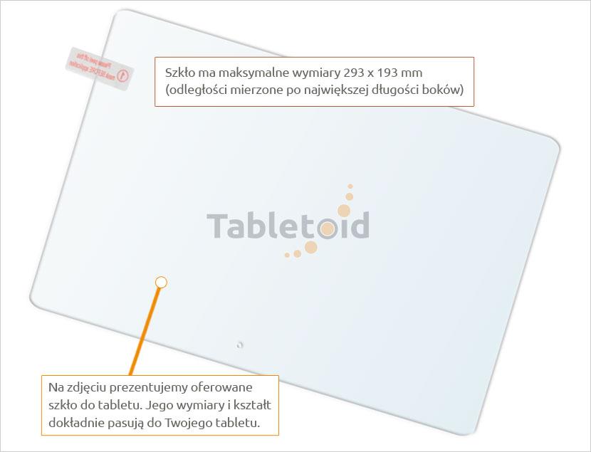 szkło na tablet teclast-tbookt12-pro