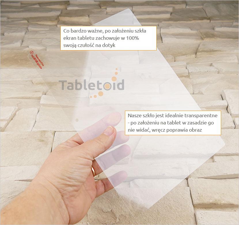 szkło chroniące tablet t Lenovo Tab 3 10 Plus TB3-X70L