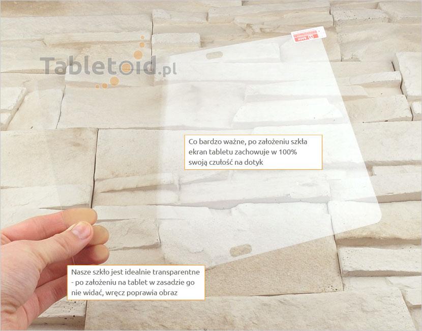 Szkło hartowane w dłoni - Samsung GALAXY Tab PRO 10.1