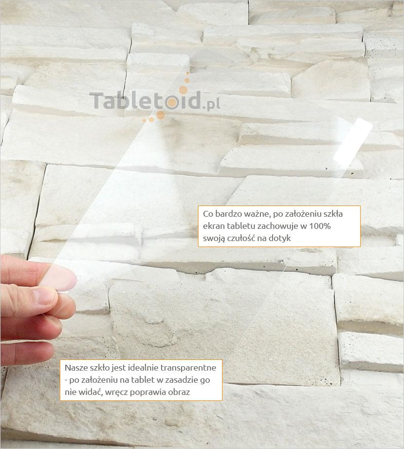 Szkło hartowane w dłoniach - Lenovo A7-30 A3300