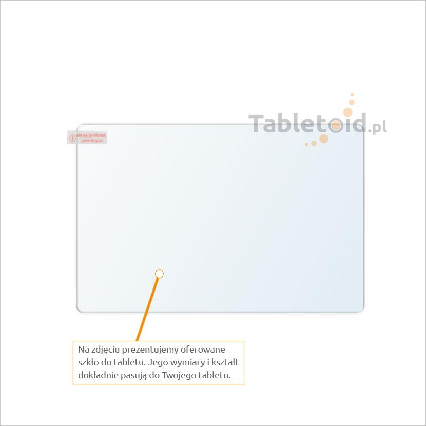 Dedykowane szkło hartowane (glass) na tablet Amazon Kindle Fire HD 7 2014