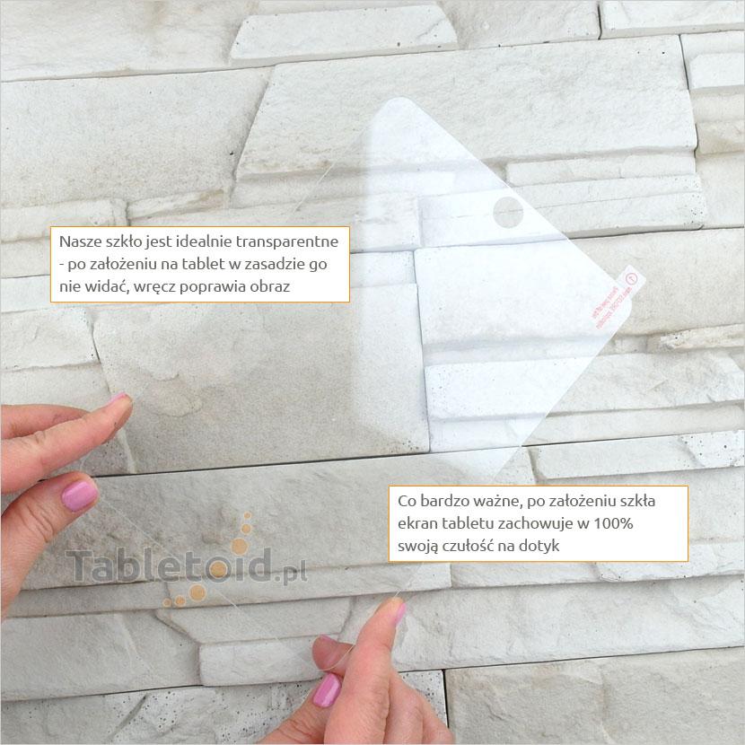 Szkło hartowane w dłoniach - Apple iPad mini 4