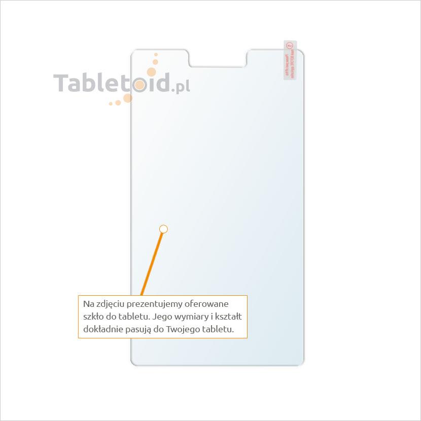 Dedykowane szkło hartowane (glass) na tablet Lenovo 2 A7-30 TC