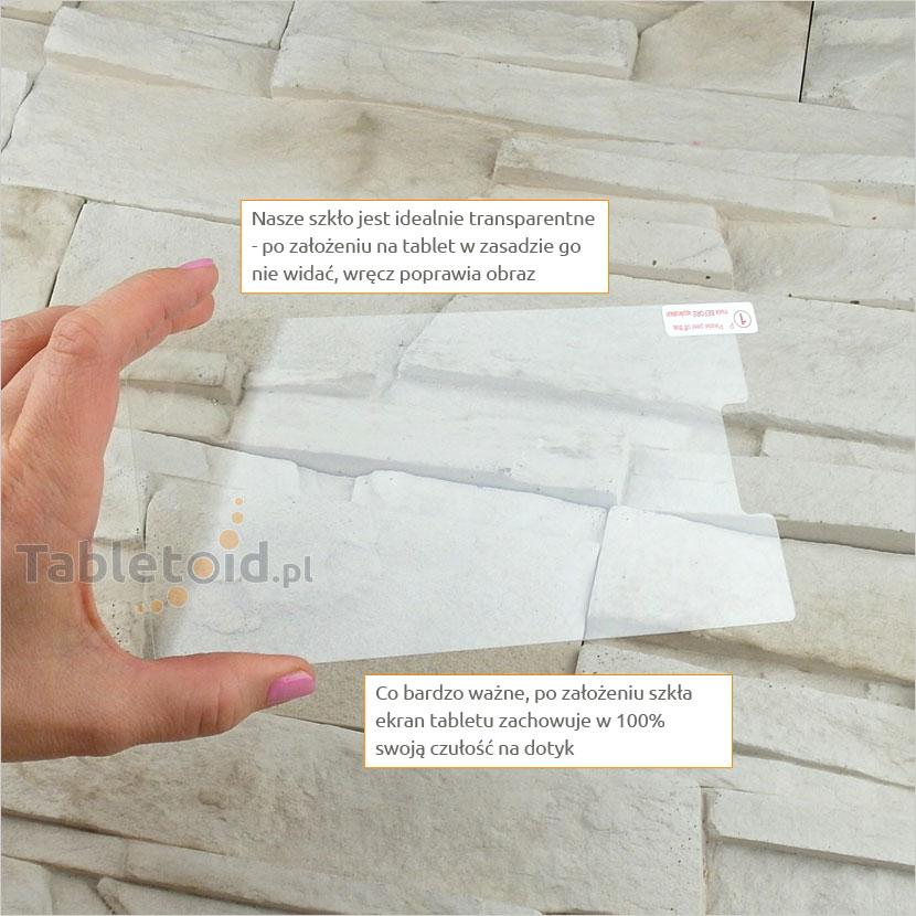 Szkło hartowane w dłoniach - Lenovo 2 A7-30 TC, A7-20, A7-10