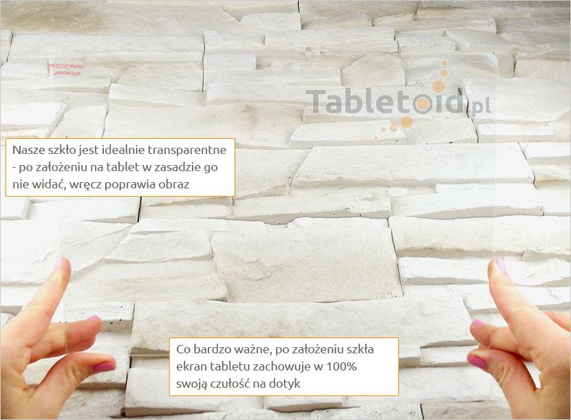 Szkło hartowane w dłoniach - Microsoft Surface 3