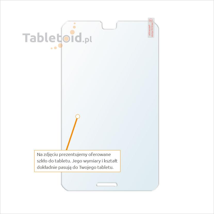 Dedykowane szkło hartowane (tempered glass) na tablet Samsung Galaxy Tab Pro 8.4